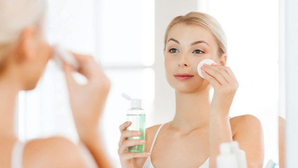 melhor tonico para pele oleosa mista e com acne