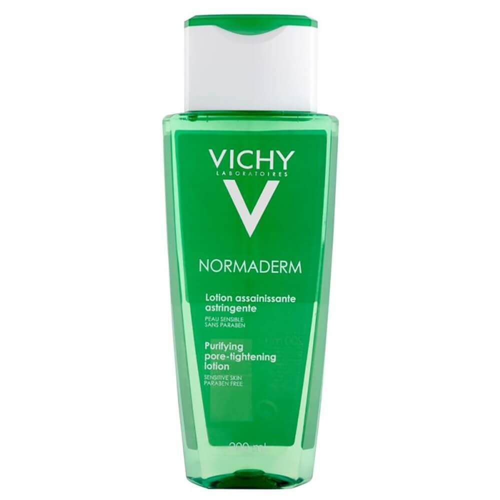 tonico adstringente para pele oleosa normaderm vichy