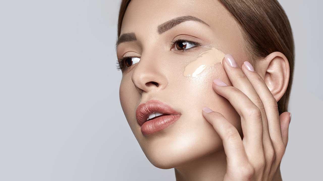 base mac para pele oleosa