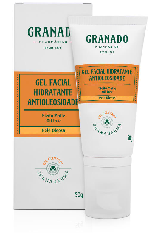 hidratante antioleosidade granado