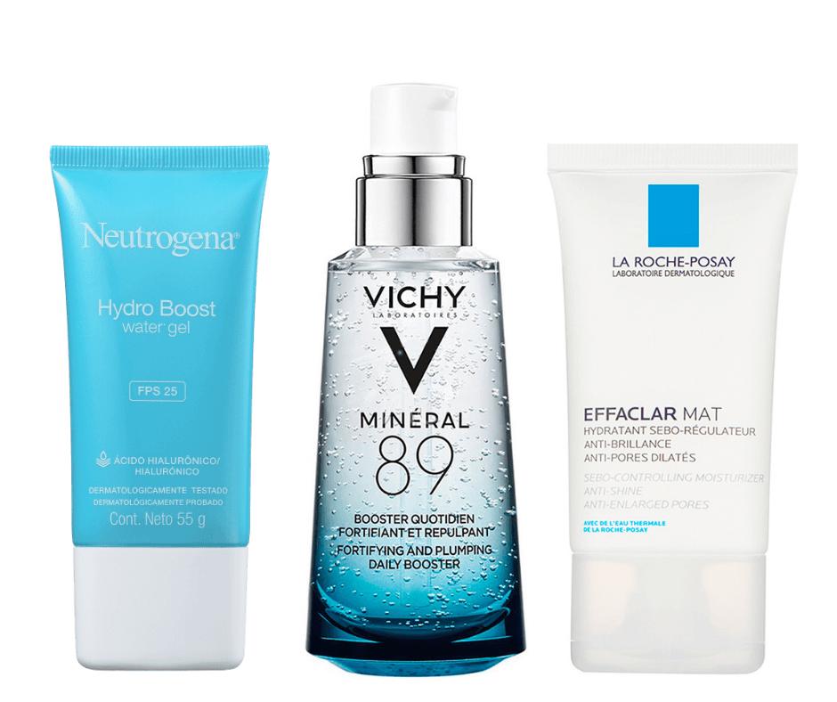hidratante para pele oleosa os melhores