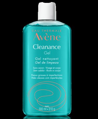 gel de limpeza para pele oleosa avene