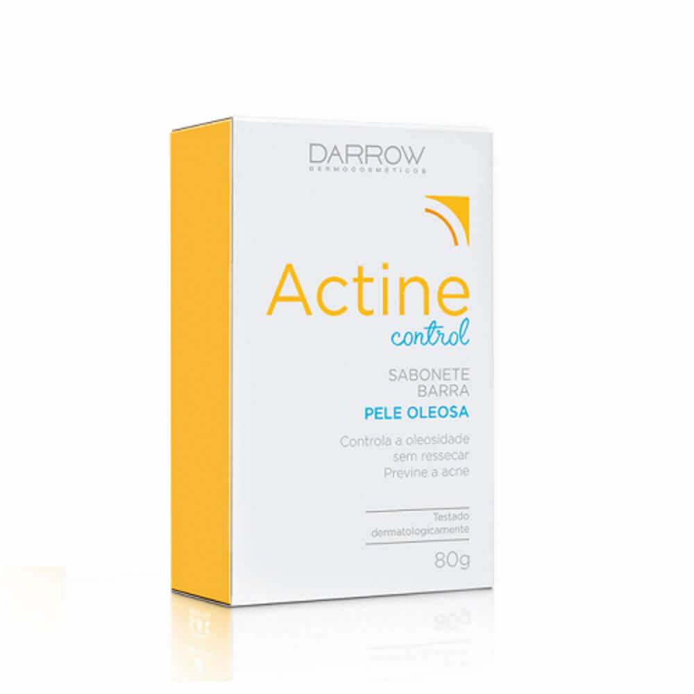 sabonete para pele oleosa actine control darrow