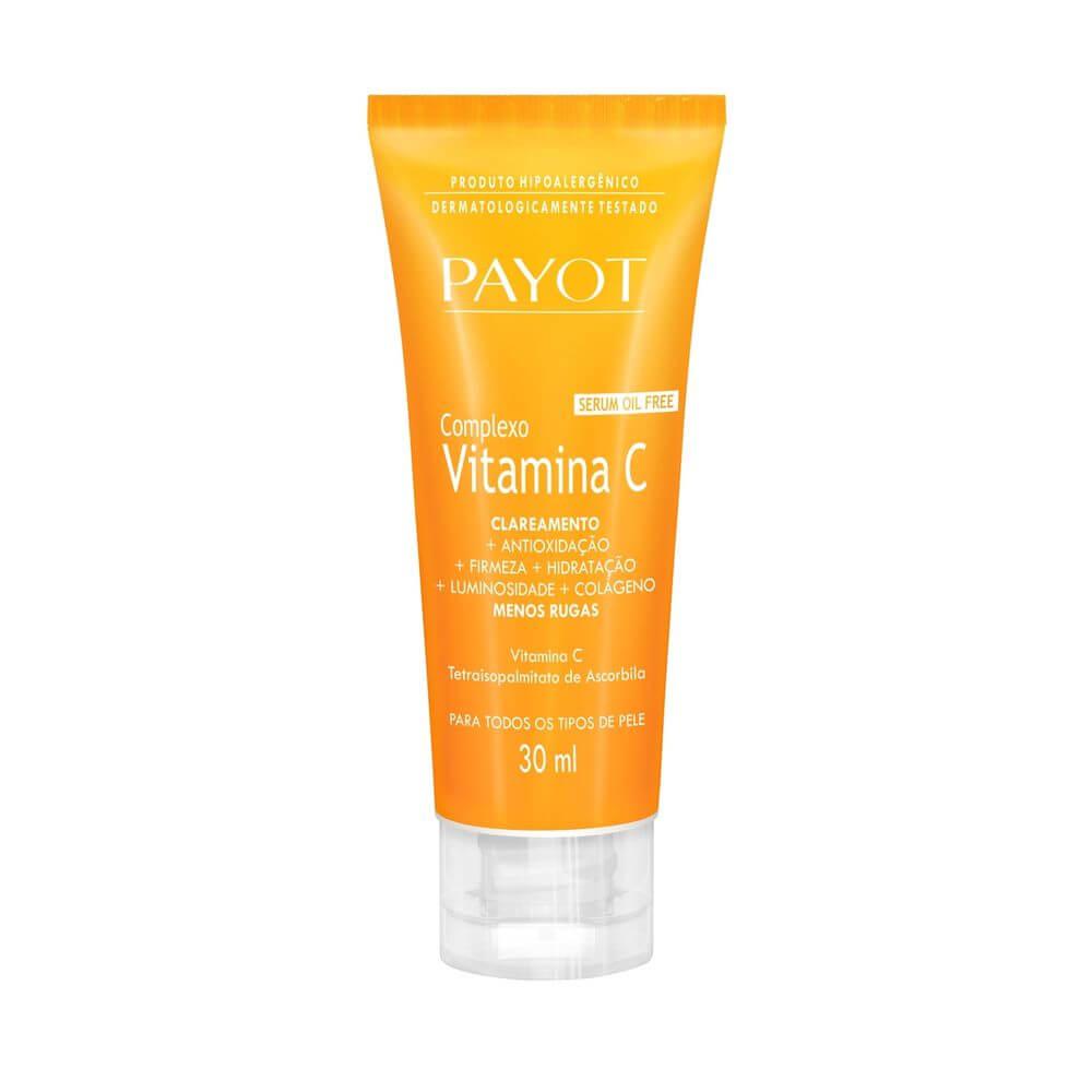 ótima vitamina c para pele oleosa da payot