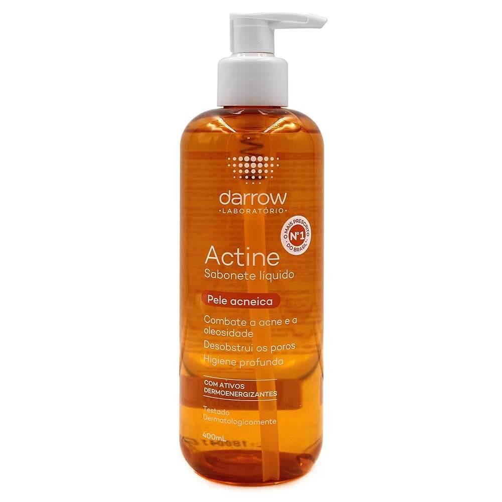sabonete para pele oleosa da actine