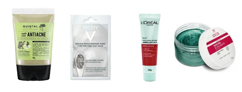 melhor mascara facial para pele oleosa