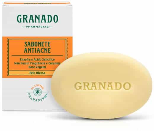 sabonete para acne granado