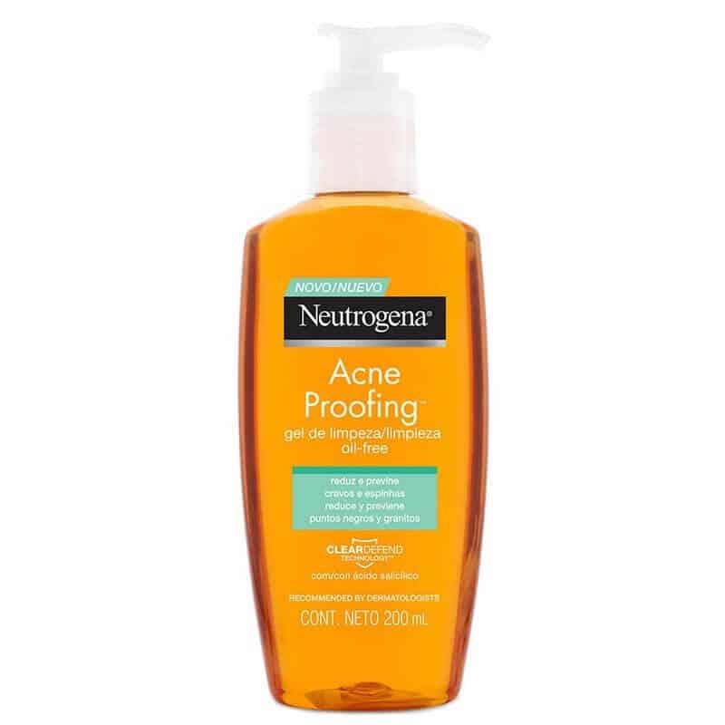 sabonete para acne neutrogena