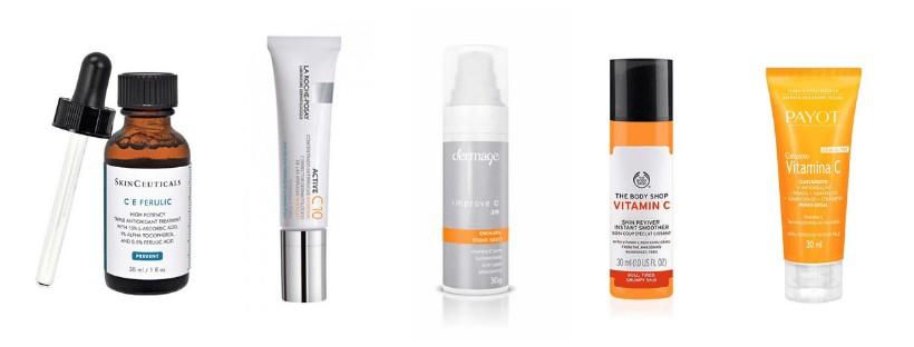 melhor vitamina c para pele oleosa